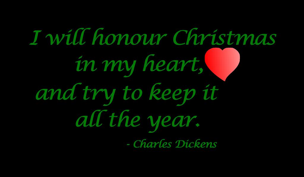 christmas carol quotes describing scrooge