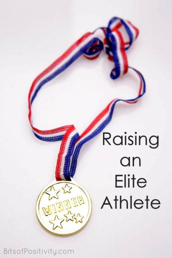Raising an Elite Athlete