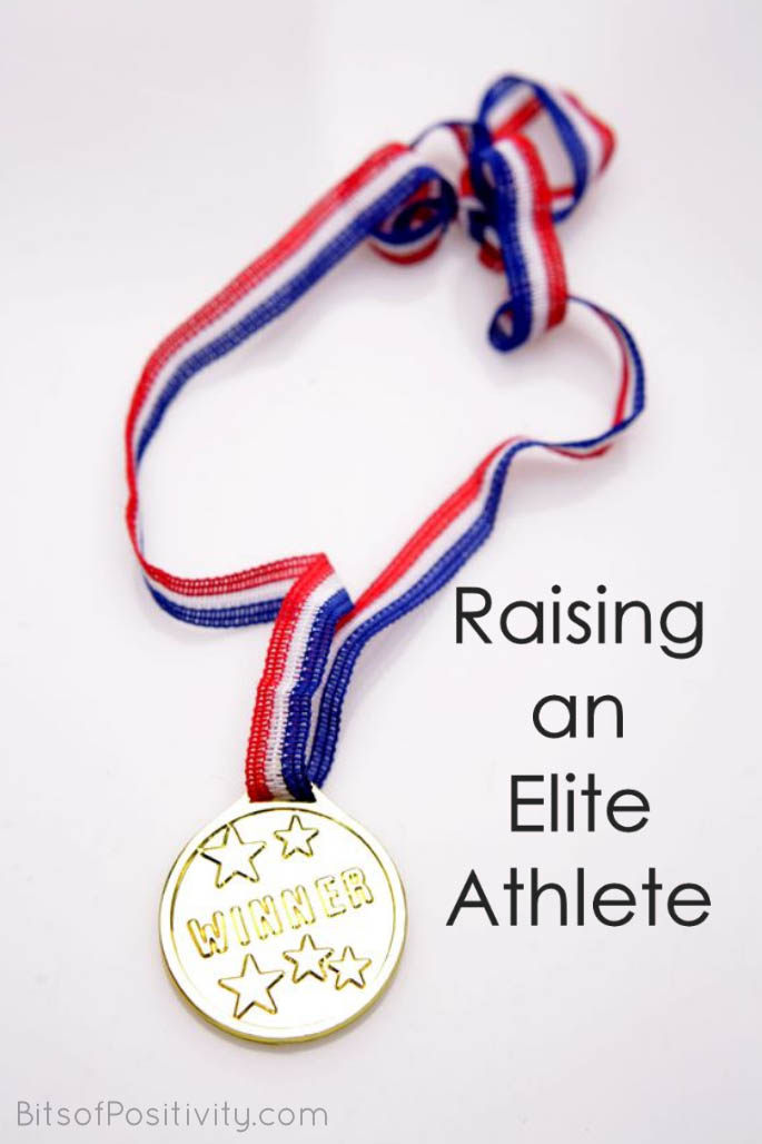 Raising an Elite Athlete