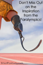 Don't Miss Out on the Inspiration from the Paralympics!