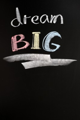 Dream Big (Stock Photo by Yang Jun)