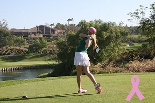 Christina at The Farms Golf Club