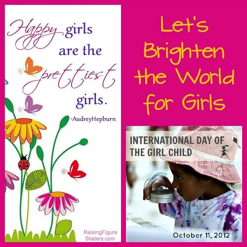 Let's Brighten the World for Girls