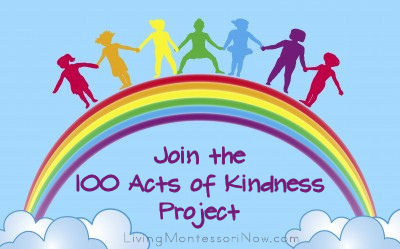 Join the 100 Acts of Kindness Project