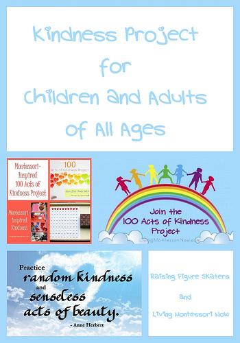 Kindness Project for Children and Adults of All Ages