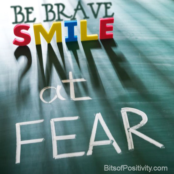 Be Brave – for Kids and Adults
