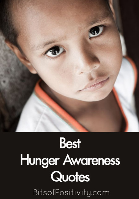 Hunger Quotes Magnificent Besthungerawarenessquotes_Pinterest