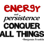"""Energy and Persistence"" Word-Art Freebie"