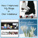 How I Improved My Blogs in One Weekend – Summer 2012 Blogathon