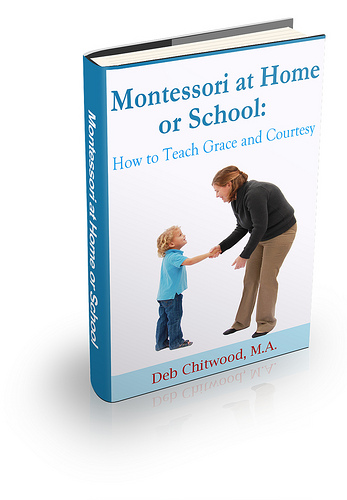 eBook on How to Teach Good Manners – for Parents and Teachers