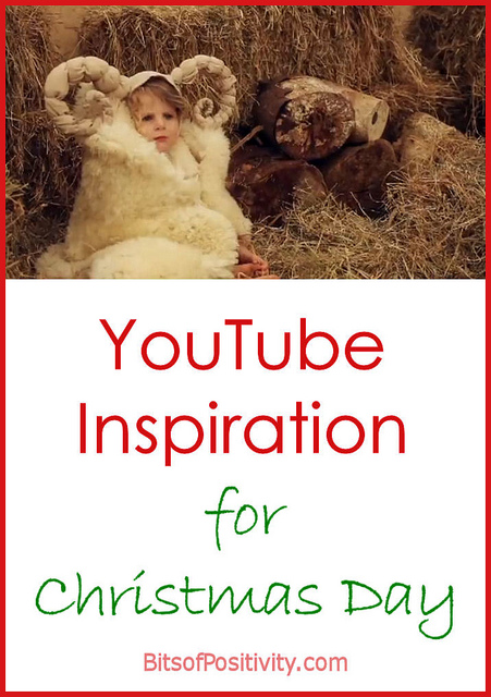 YouTube Inspiration for Christmas Day