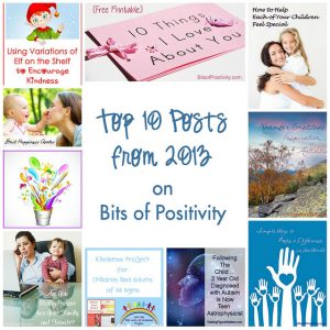 Top 10 Posts from 2013 on Bits of Positivity