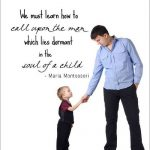 """Call upon the Man"" Montessori Word Art Freebie"