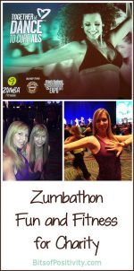 Zumbathon Fun for Fitness and Charity
