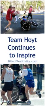 Team Hoyt Continues to Inspire