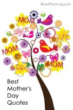 Best Mother's Day Quotes {Mothering Sunday Quotes}