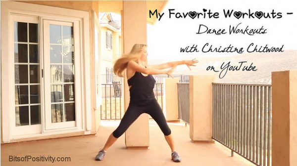 My Favorite Workouts – Dance Workouts with Christina Chitwood on YouTube
