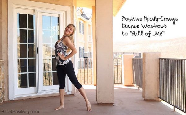 """Positive Body-Image Dance Workout to """"All of Me"""""""