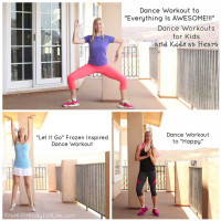 Dance Workouts for Kids and Kids at Heart_Square
