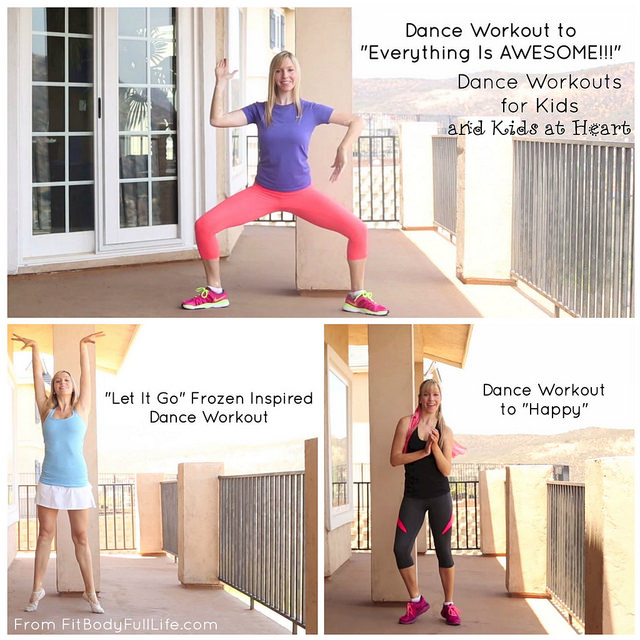 Dance Workouts for Kids