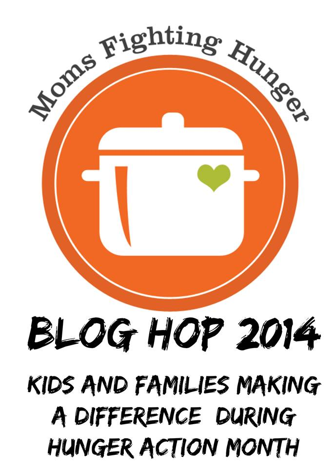 Moms Fighting Hunger Blog Hop 2014
