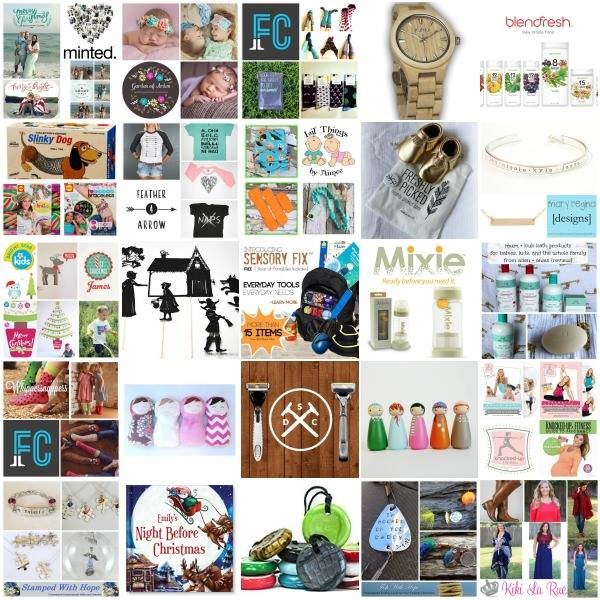 Festive Family Gift Guide Giveaway