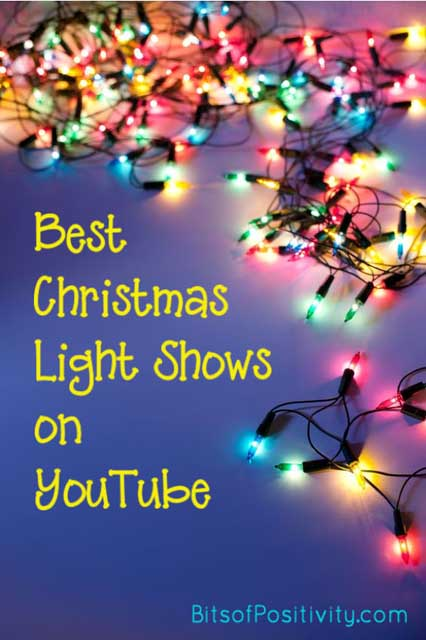 Best Christmas Light Shows on YouTube