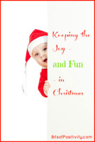 Keeping the Joy - and Fun - in Christmas
