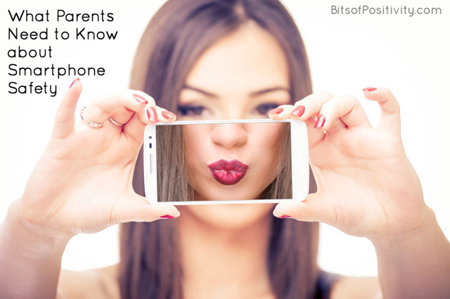 What Parents Need to Know about Smartphone Safety