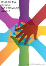 What Are the Olympic and Paralympic Values?