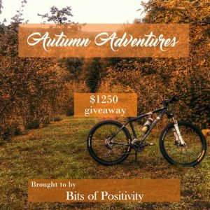 Autumn Adventures $1250 Cash Giveaway