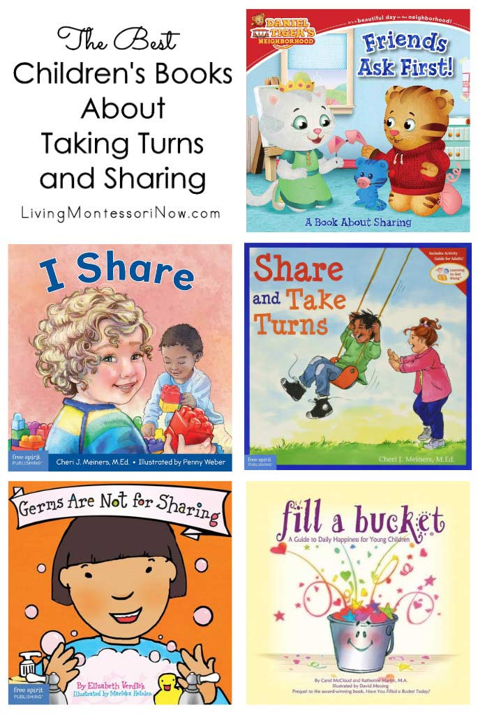 The Best Children's Books About Taking Turns and Sharing