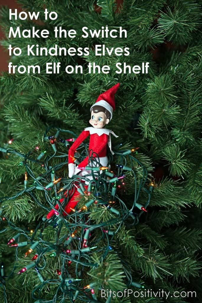 How to make the switch to kindness elves from elf on the - Christmas elf on the shelf wallpaper ...