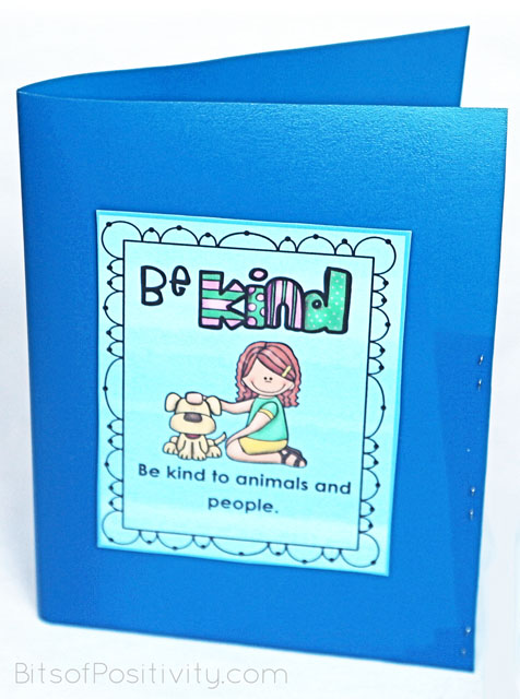 Manners Matching Cards