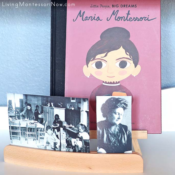 Maria Montessori (Little People, Big Dreams Series)