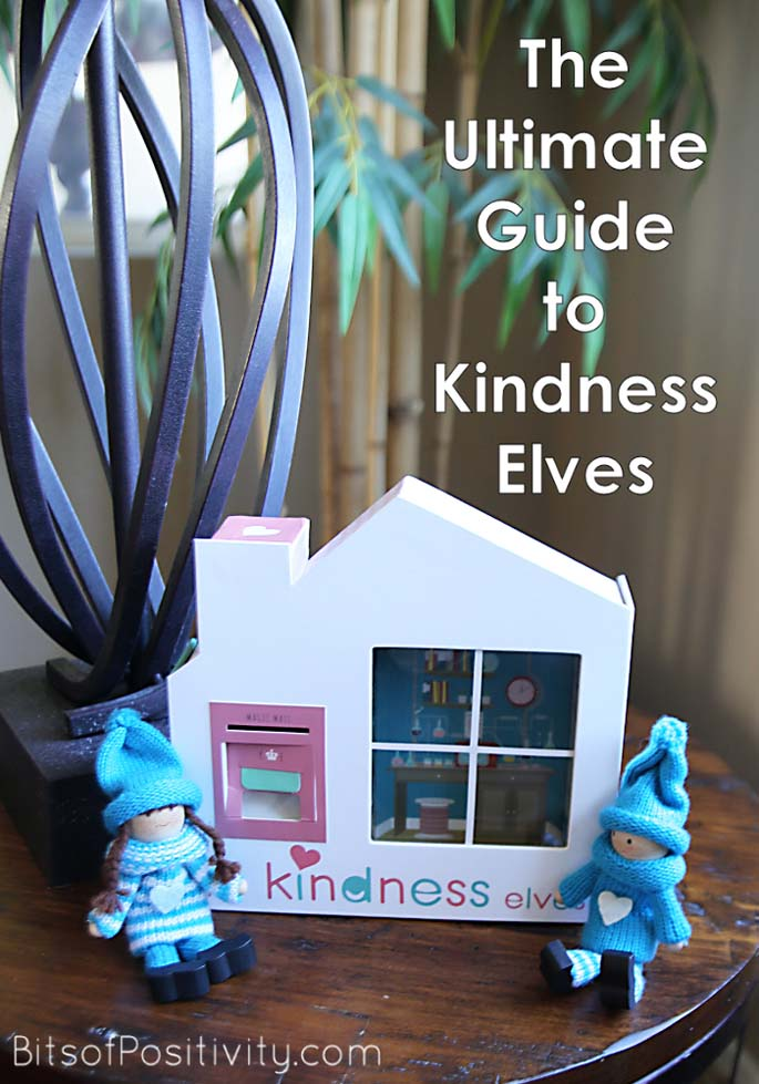 The Ultimate Guide to Kindness Elves throughout the Year