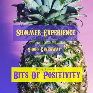 Summer Experience $1000 Giveaway