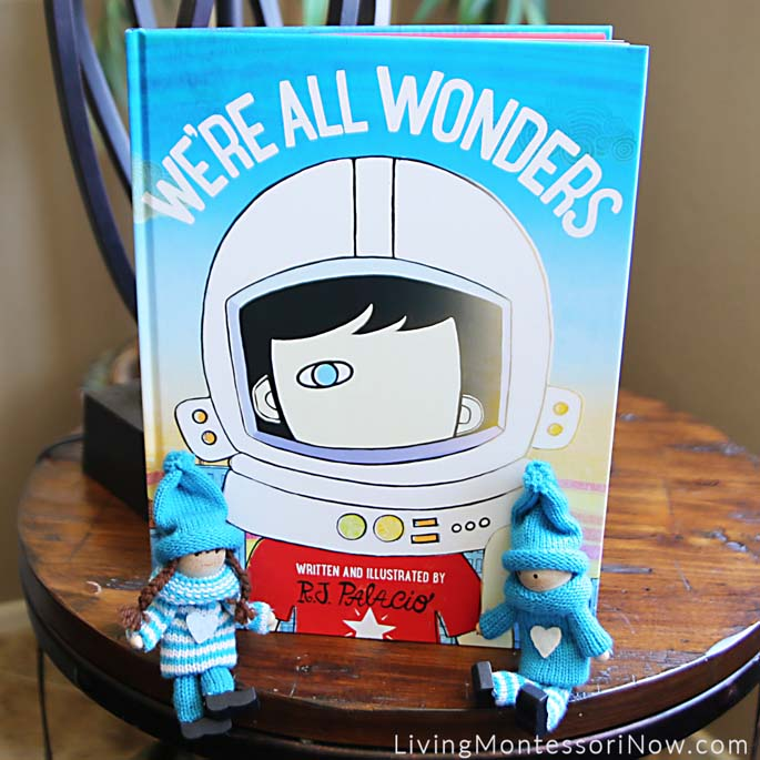 The We're All Wonders Picture Book with The Kindness Elves