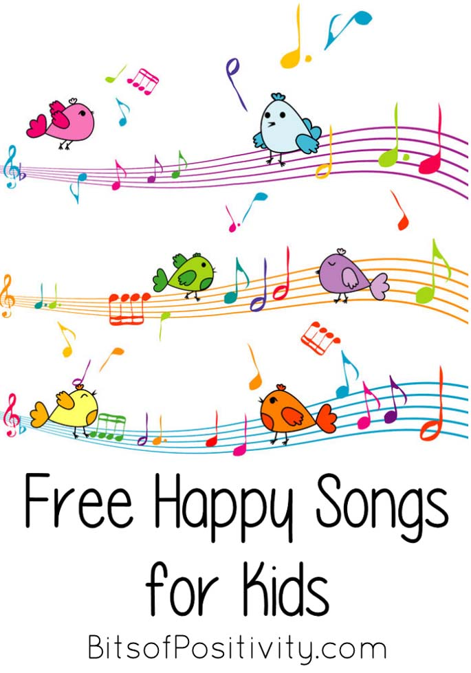 Free Happy Songs for Kids