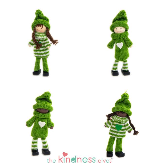 Green Kindness Elves