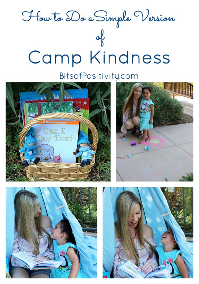 How to Do a Simple Version of Camp Kindness
