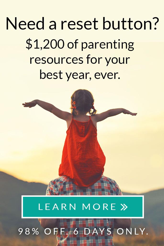 Super Parenting Bundle at 98% Off