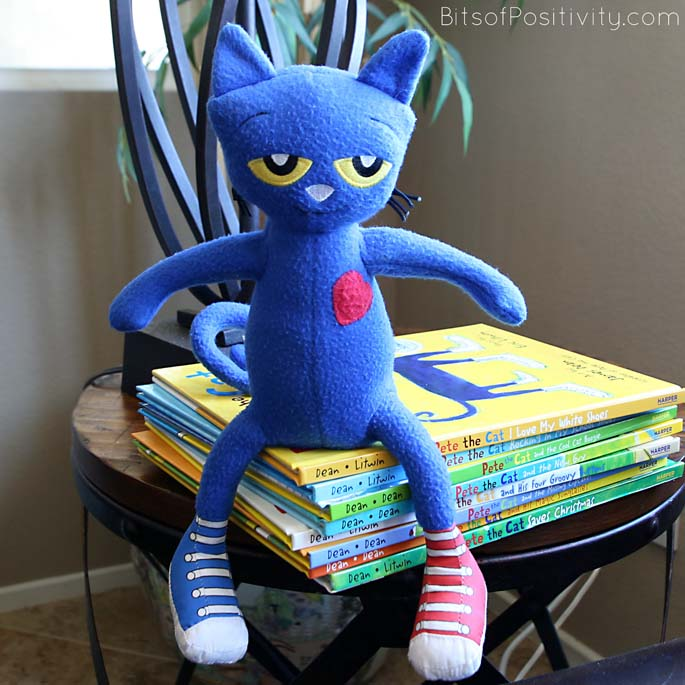 Pete the Cat and His Books