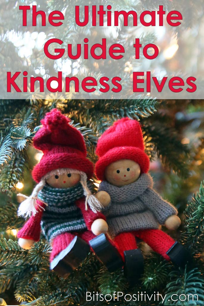 The Ultimate Guide to Kindness Elves