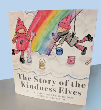 The Story of the Kindness Elves by Anna Ranson and Benjamin Byrne