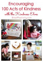 Encouraging 100 Acts of Kindness with the Kindness Elves + $850 Cash Giveaway!
