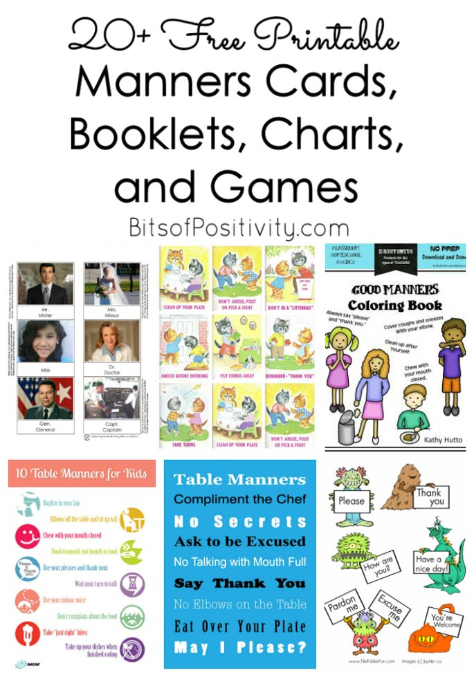 https://bitsofpositivity.com/20-free-printable-manners-cards-booklets-charts-games/
