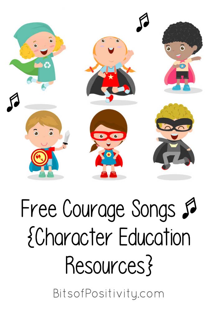 Free Courage Songs and Rhymes