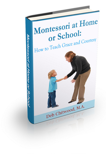 Montessori at Home or School: How to Teach Grace and Courtesy