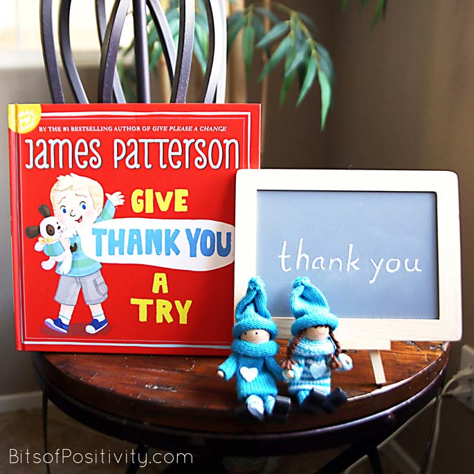 Kind Words Focus on Thank You and Give Thank You a Try Book